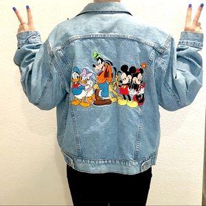 Vintage 1993 Disney Denim Jacket